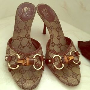 Genuine Gucci heels